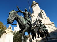 Monumento a Don Quijote